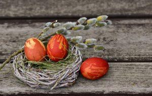 wianek na Wielkanoc