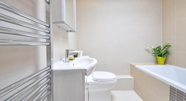 Plac boju: łazienka